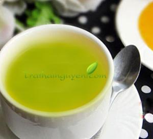 nước trà nõn tôm