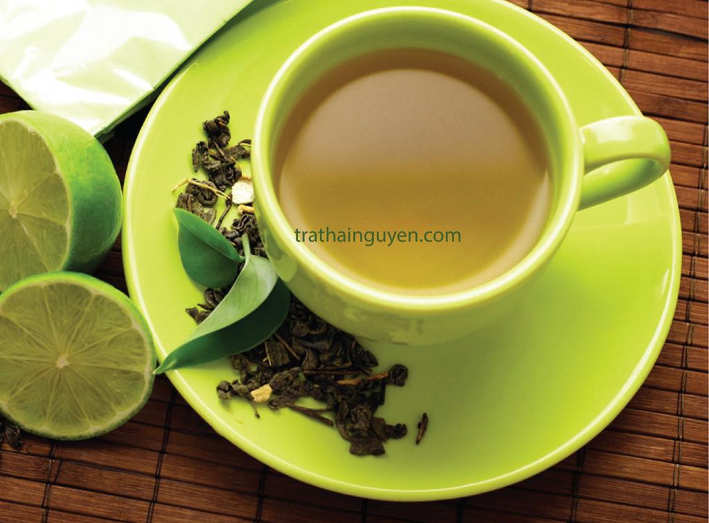 trà làm cho người ta nghiện