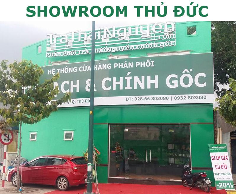 SHOWROOM 1013 Kha Vạn Cân, Phường Linh Tây, Quận Thủ Đức